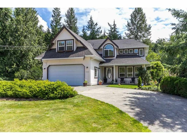 5054 EMMERSON ROAD - Sumas Mountain House with Acreage for sale, 5 Bedrooms (R2073275) #1
