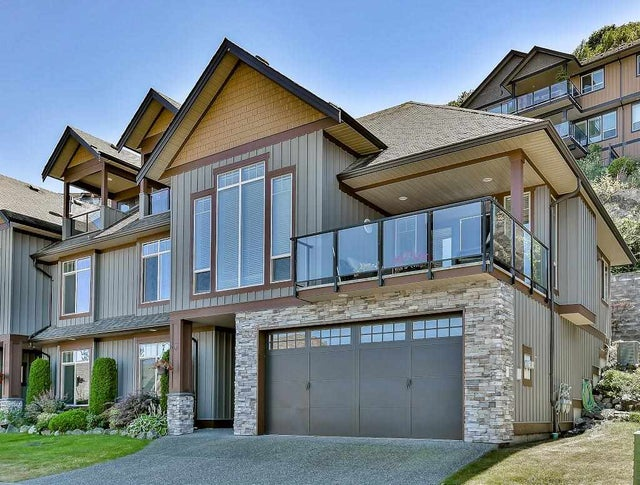 6 43540 ALAMEDA DRIVE - Chilliwack Mountain Townhouse for sale, 3 Bedrooms (R2313407) #1